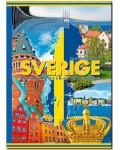 SVERIGE - Konungariket Sverige