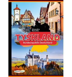 TYSKLAND – Bundesrepublik Deutschland