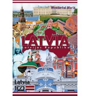 e-kirja: LATVIA - Latvijas Republika