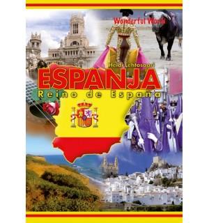 e-kirja: ESPANJA - Reino de España