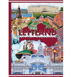 LETTLAND - Latvijas Republika